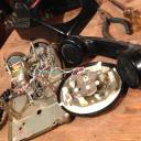 Taking apart a rotary phone!