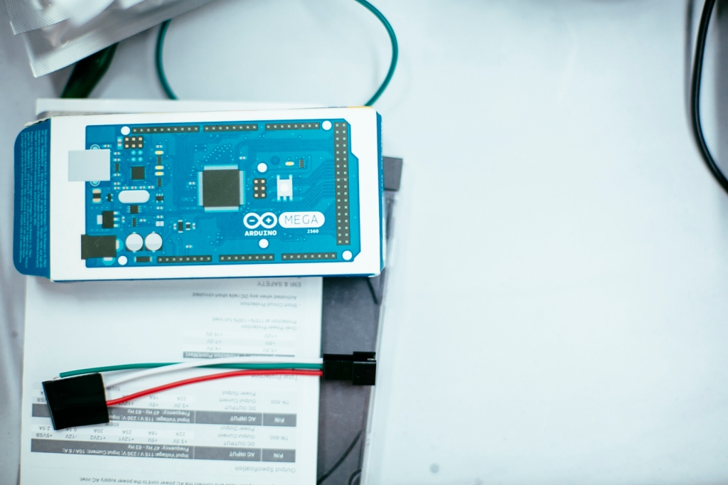 arduino and spec sheet