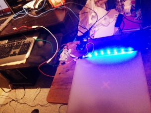 Early LED Prototype